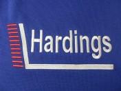Back Design of a Sponsorship Logo