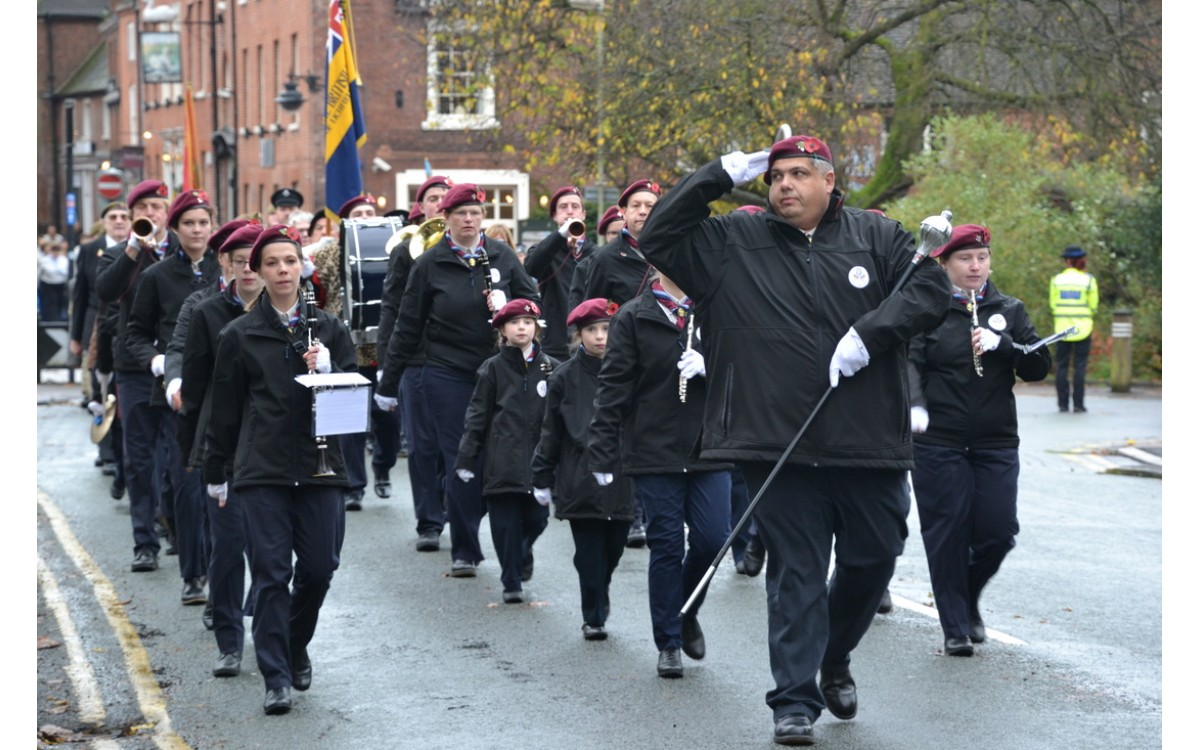 Oadby & Wigston Scout & Guide Band
