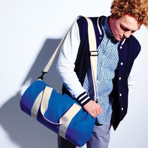Bagbase Varsity Barrell Bag