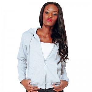 Gildan Womens Heavy Blend Zip Hoodie