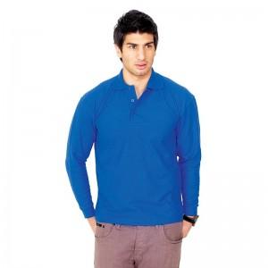 Uneek Long Sleeved Polo Shirt