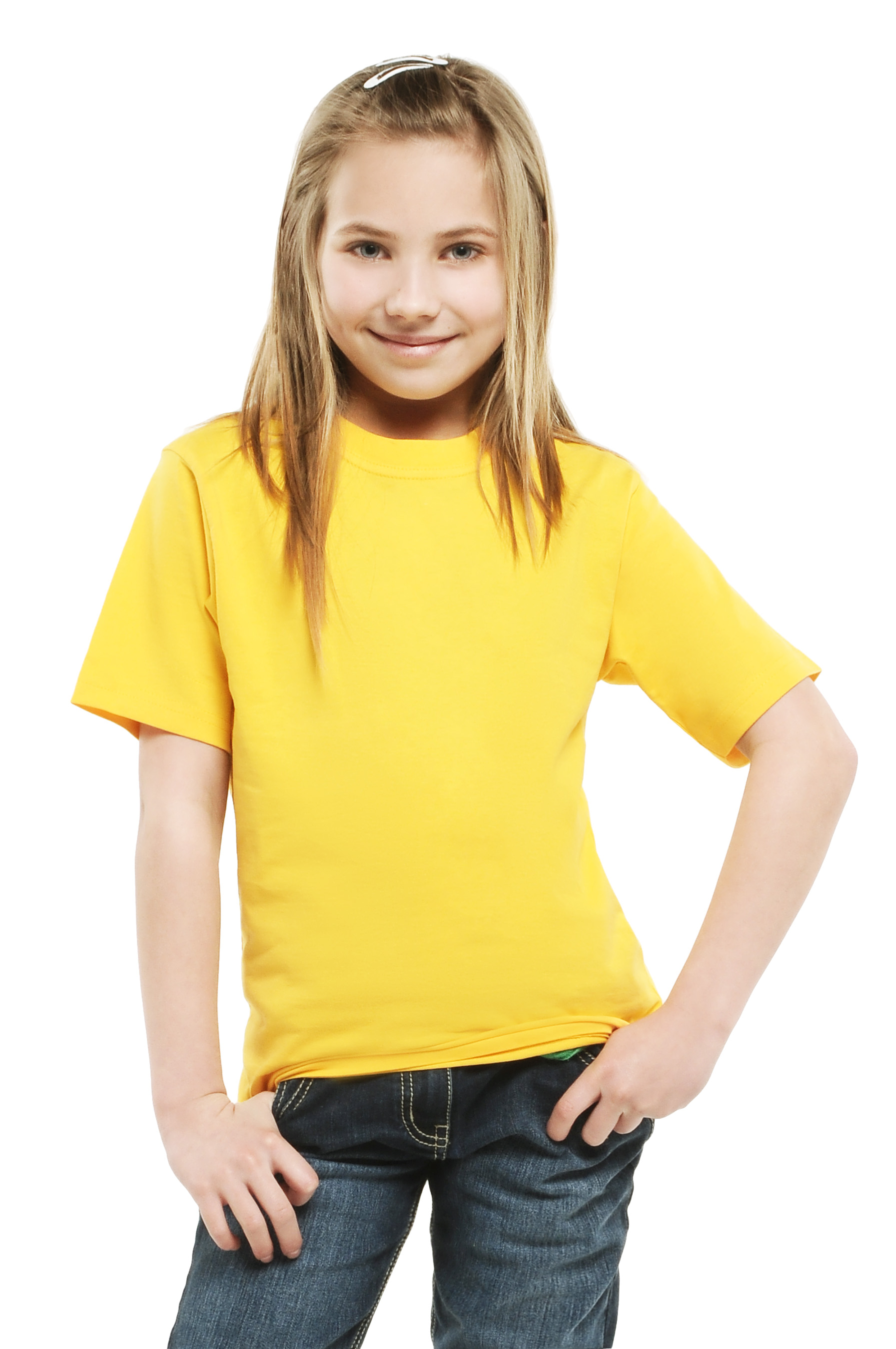 Childrens t shirt trinity wear embroidery for Yellow t shirt for kids