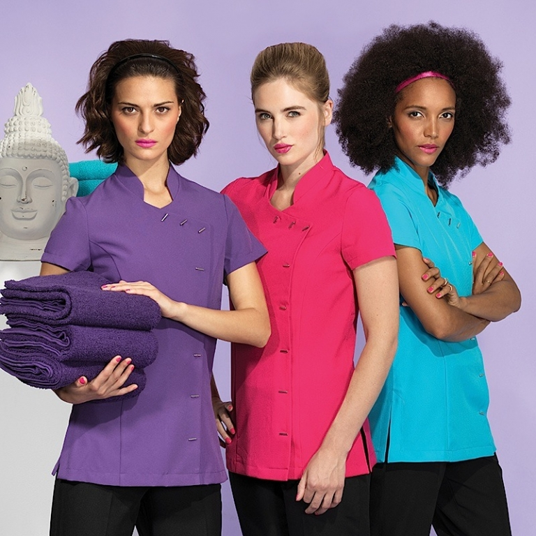 Premier Orchid Beauty & Spa Tunic