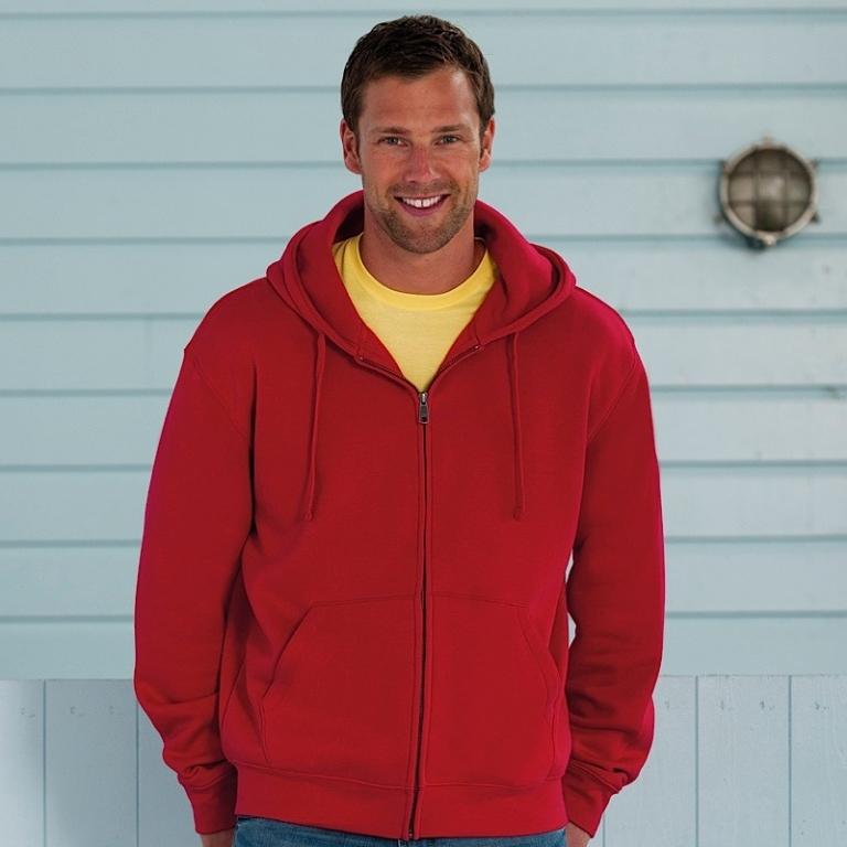 Russell Authentic Zip Hoodie